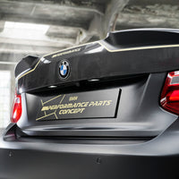 BMW F87 M2 M Performance Style Carbon Trunk