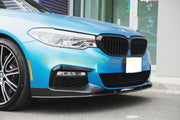 G30 5 Series Performance Style Carbon Front Lip 3pc