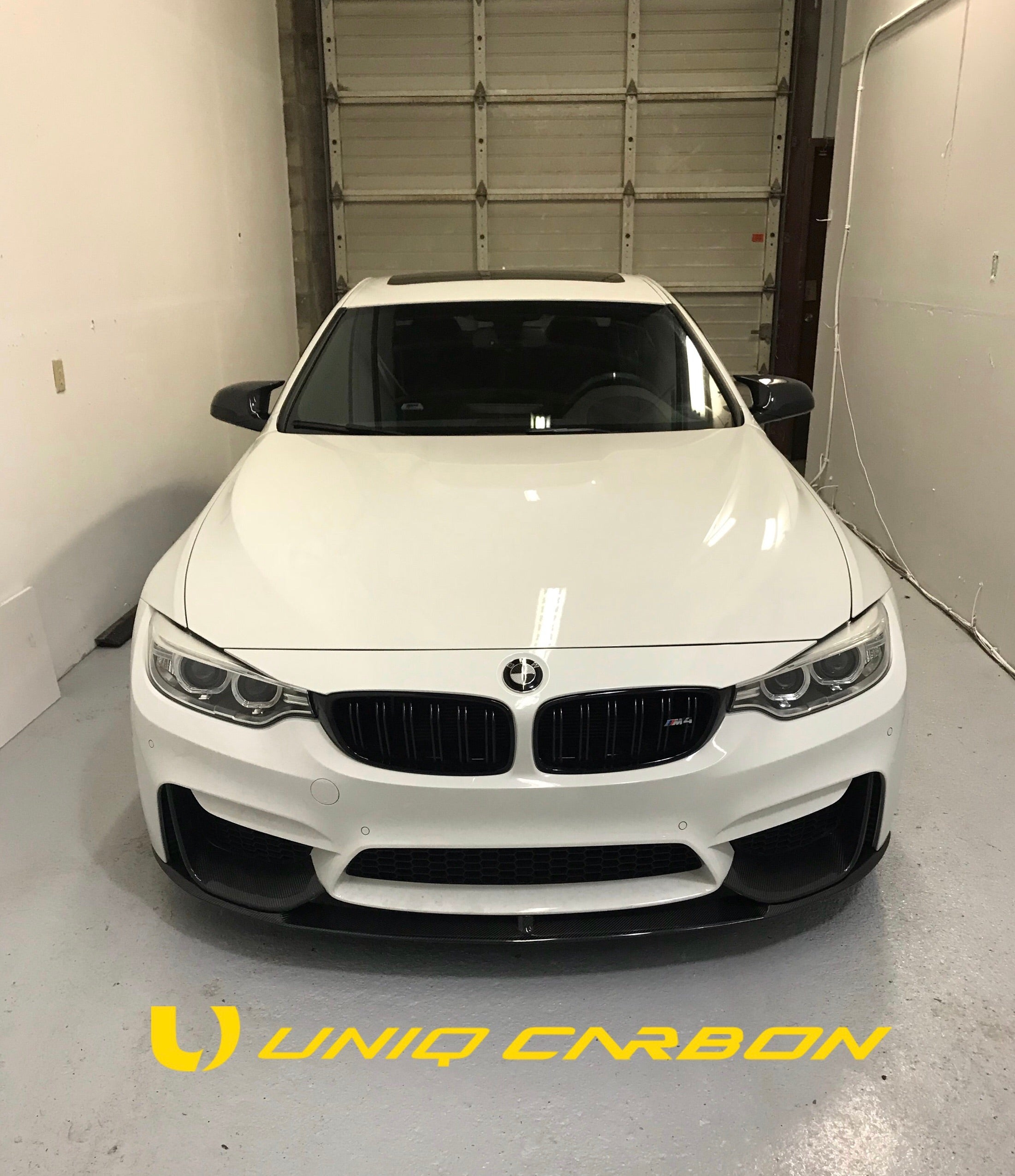 BMW F80 F82 M3 M4 M Performance Style Carbon Splitter ( LOWER LIP ONLY )