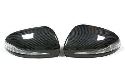 C63S W205 W213 W222 Dry Carbon Mirror Replacement