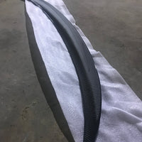 BMW F32 4 Series Coupe Carbon Trunk Spoiler
