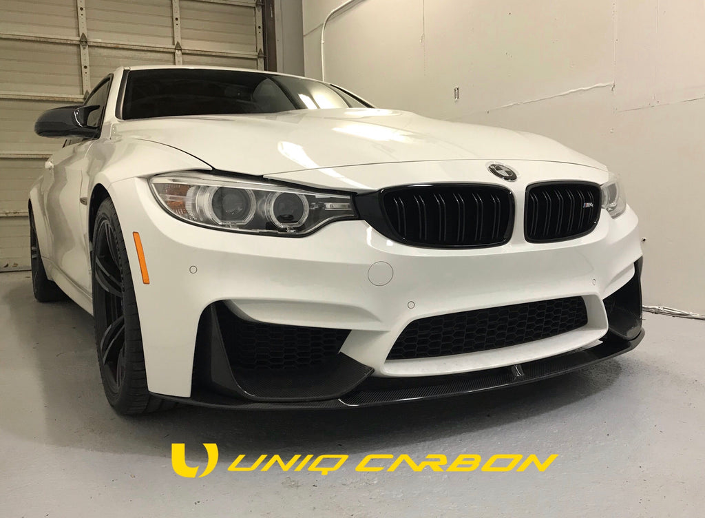 F82 / F80 M3 M4 M Performance Carbon Fiber Front Lip