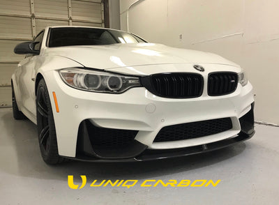 BMW F80/F82/F83 M3 M4 M Performance Carbon Fiber Front Lip