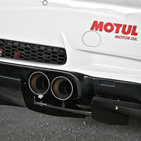 E92 M3 Varis Style Carbon Diffuser+Undertray