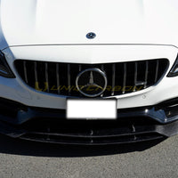 W205 C63S Coupe BRS Style Front Lip