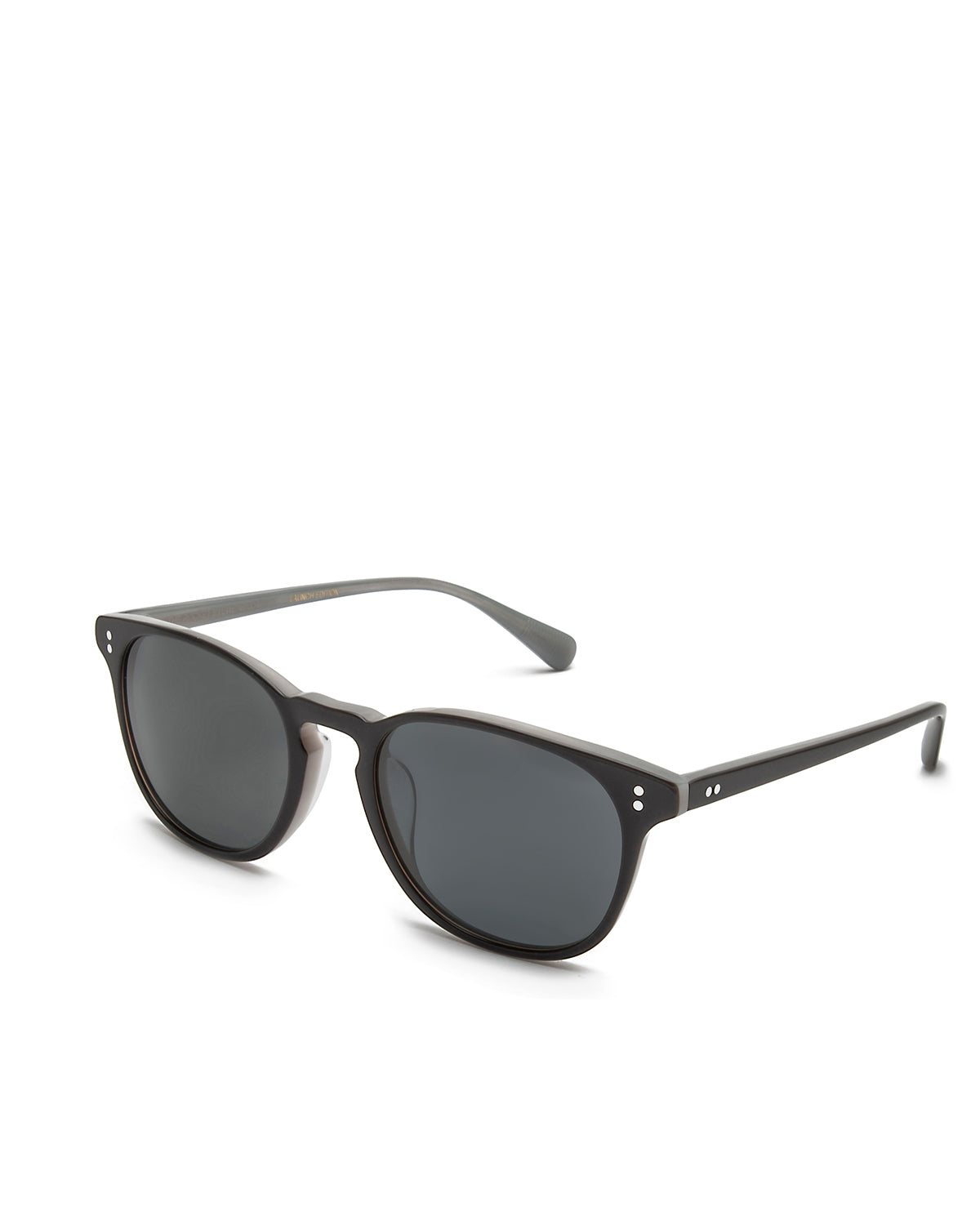 MTO P3 Classic Onyx/Gainsboro with Grey Polarised Lenses