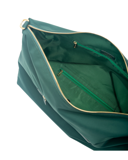Aimee Travel BiB (Green)