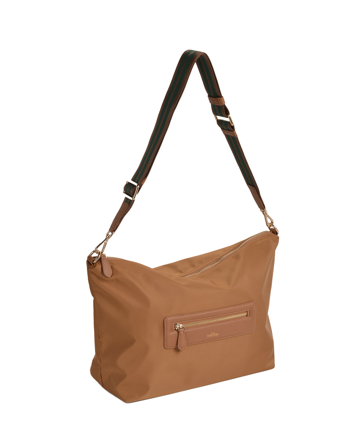 Aimee Travel BiB (Brown)