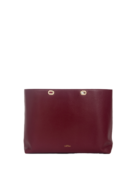 Aimee Work BiB (Burgundy)