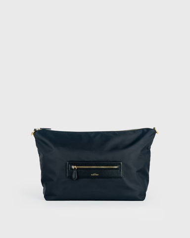Hepburn II Feed Bag (Black)