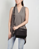 Aimee Mini Travel BiB (Black)