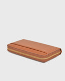 Aimee Long Wallet (Camel)