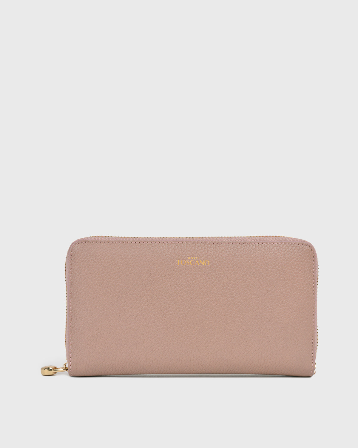 Aimee Long Wallet (Dusty Pink)