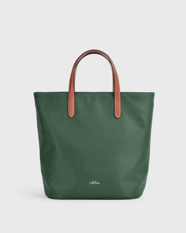 Aimee Mini Tote (White) | Vegan