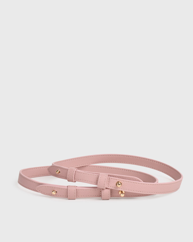 Aimee Dual Shoulder Straps (Dusty pink)