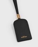 Aimee Luggage Tag (Black)