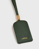 Aimee Luggage Tag (Green)