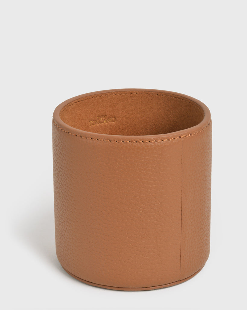 Aimee Stationery Holder (Camel)