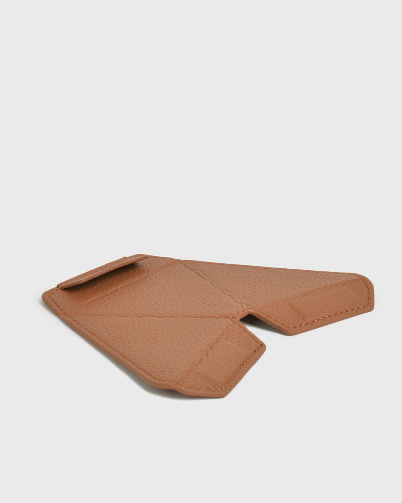 Aimee Phone Stand (Camel)
