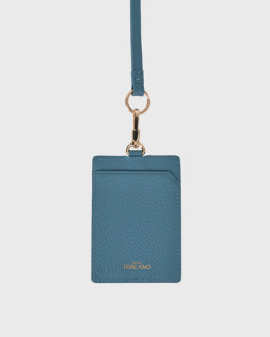 Aimee Cardholder with Lanyard (Grey)