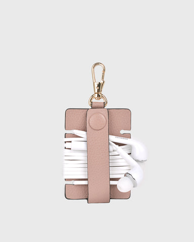 The Essential Leather Leash (Dusty pink)