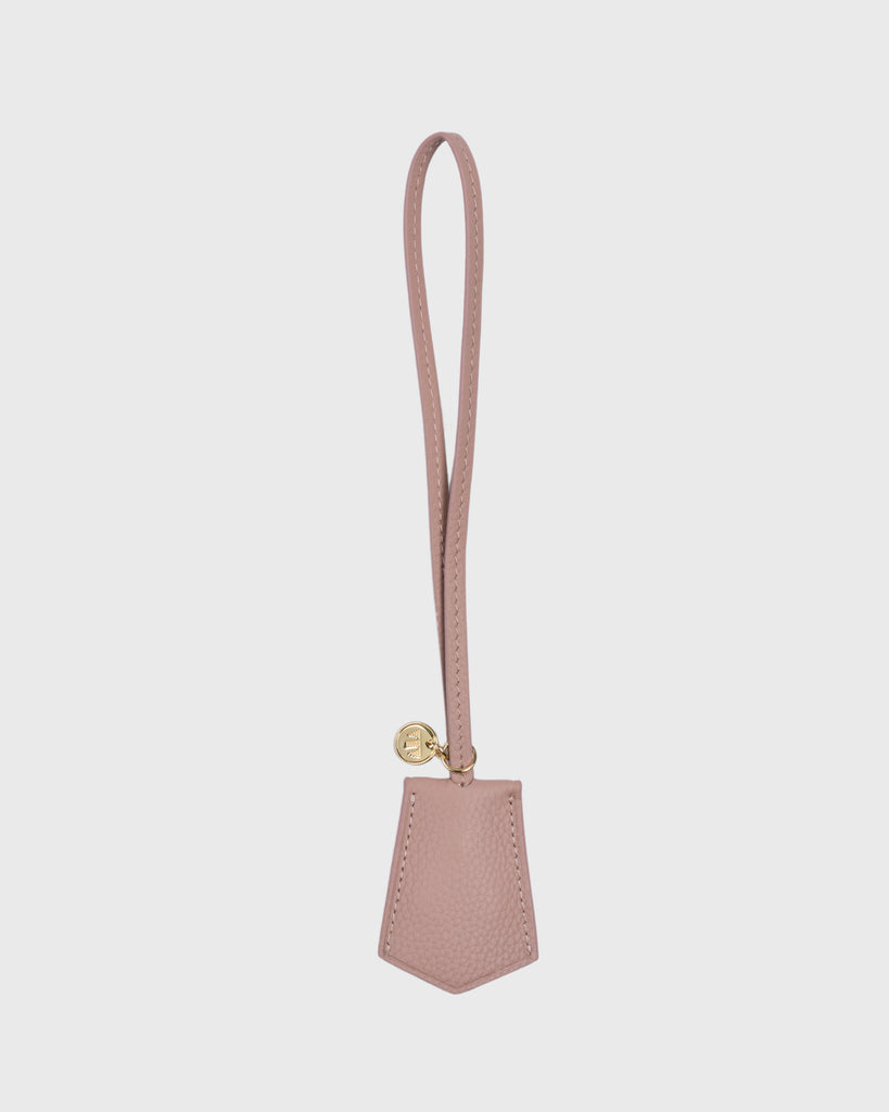 Aimee Lumine Leather Bag Charm
