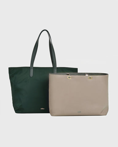 Poppy Feed Bag (Green)