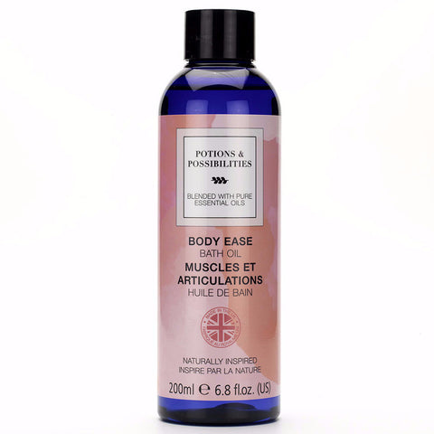 Body Ease Bath Oil
