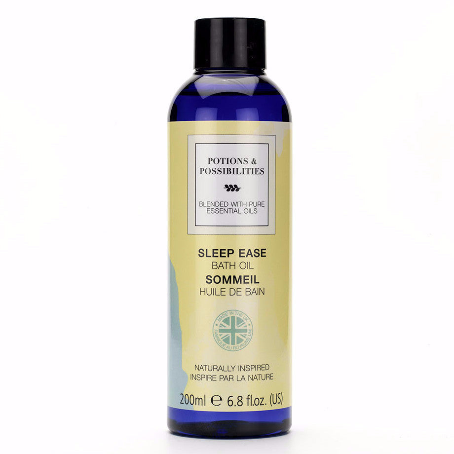 Sleep Ease Bath Oil