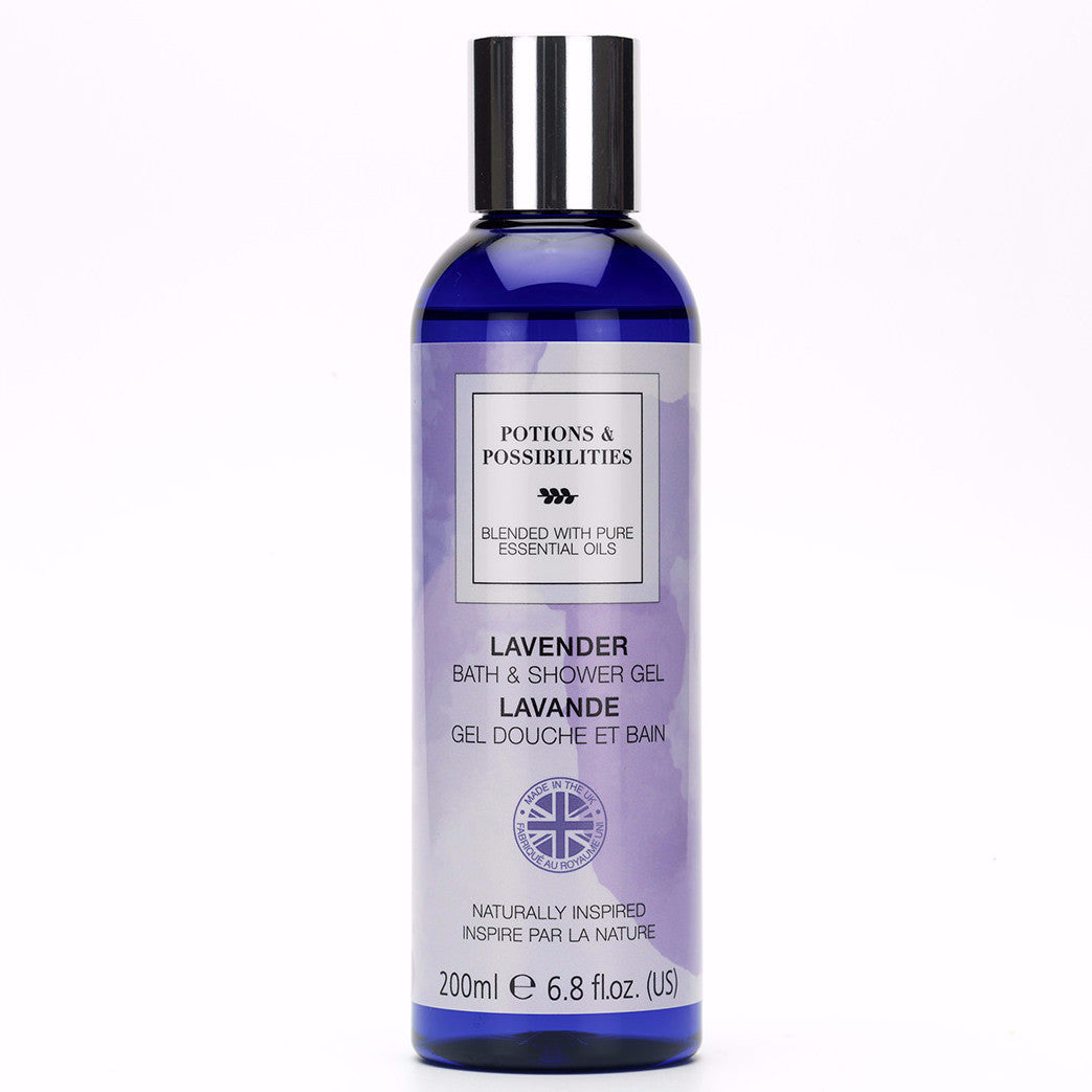 Lavender Bath & Shower Gel
