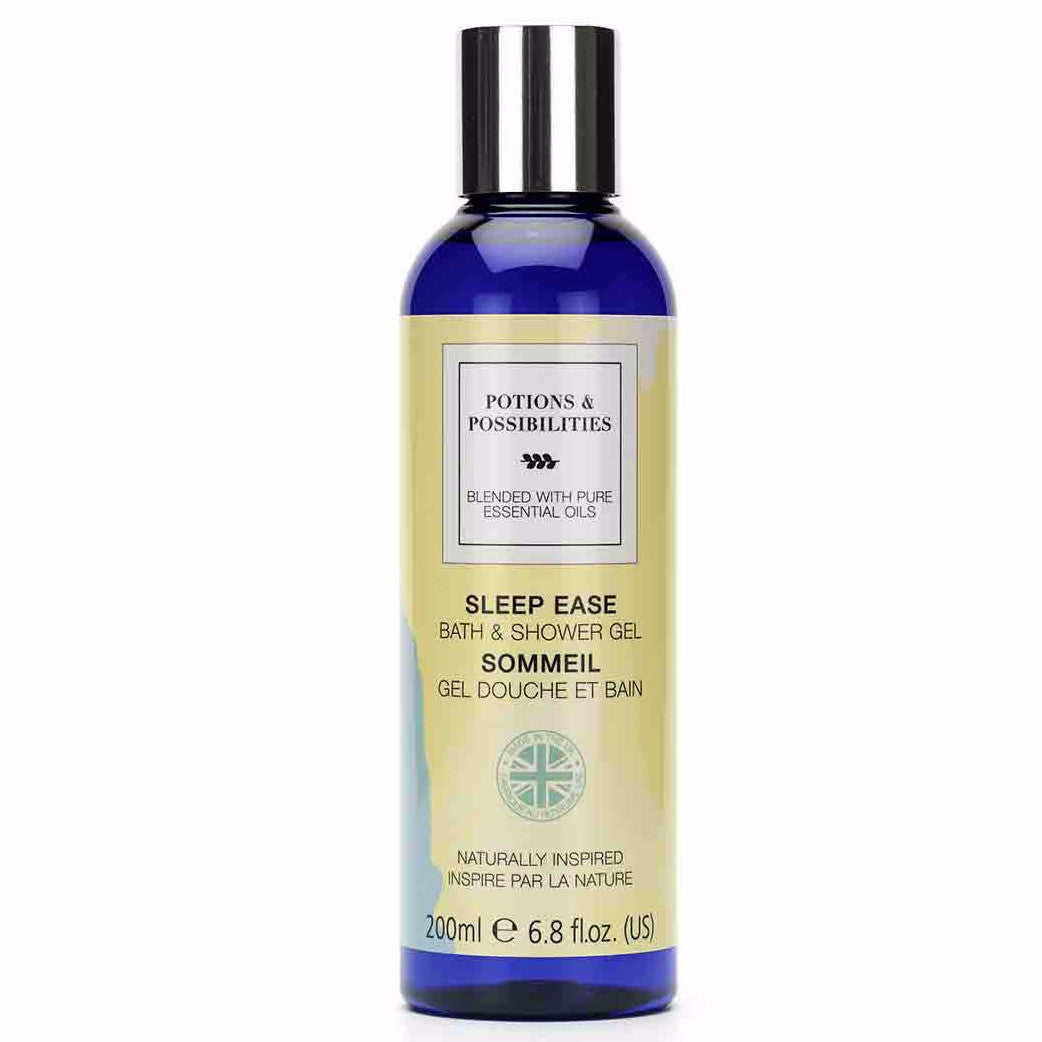 Sleep Ease Bath & Shower Gel