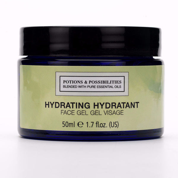 Hydrating Face Gel for Dry, Mature or Sensitive Skin