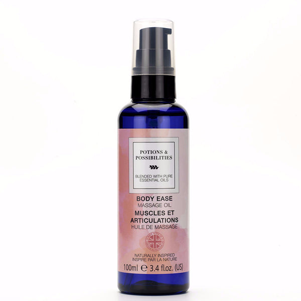 Body Ease Massage Oil