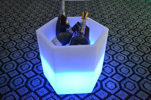 LED Ice Bucket light furniture