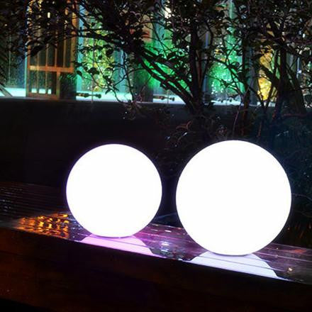 Illuminati LED Balls are a perfect for pool party or nightclub make your furniture live the way you want to see,putting you in control of the colors you see.