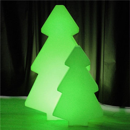 christmas lightree led floor light GREEN