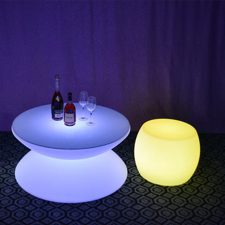 Best Illuminated Party Led Coffee Table For Sale Light