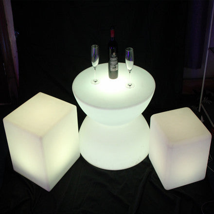 Illuminated Party Led Coffee Table 5