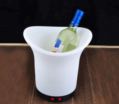 2.7L color changing led ice bucket for for Bar, Club, KTV