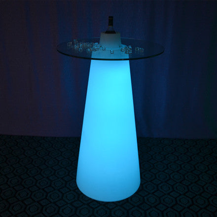 Bon Mountain Top Bar Whisky Table Luminous LED Light Furnitures