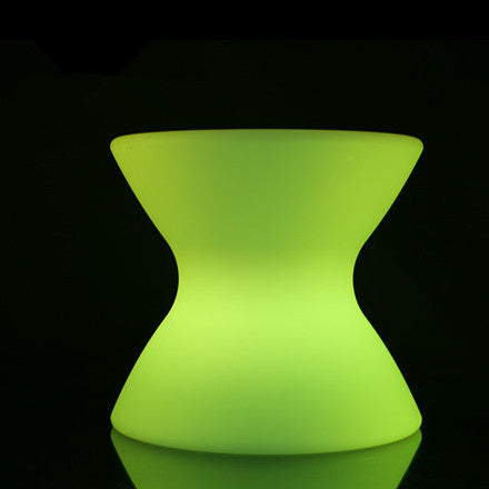 outlet store 976dd 47485 Plastic Glowing LED Bar Stools