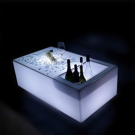 Charmant LED Ice Bucket Light Furniture