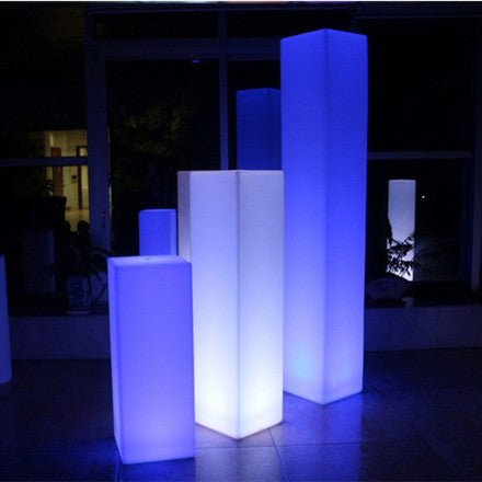 cheaper ce010 0078a Tower Pillar LED Floor Light For Outdoor Square