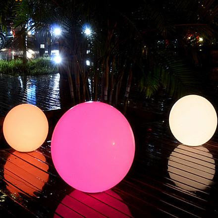 LED GLOWING GLOBE BALL(FREE SHIPPING)