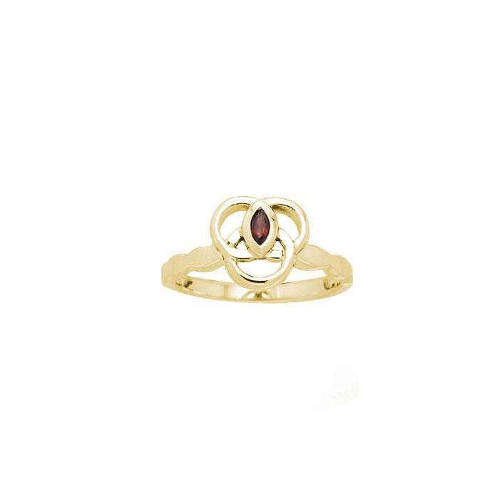 Merlin Majick Power 18K Solid Gold Ring GRI1563