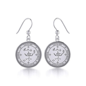 Archangel Michael Sigil Earrings TER1544