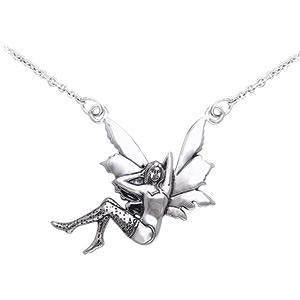 Amy Brown Glamour Fairy Necklace TNC017