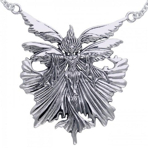 Amy Brown Unbound Fairy Necklace TNC018