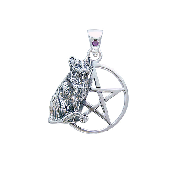 Cat Silver Pentacle TP3230