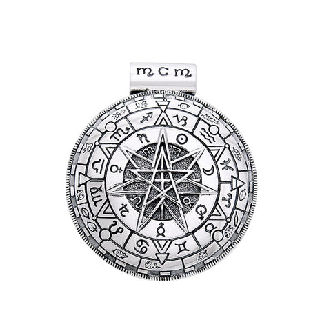 The Magick Circle Pendant TPD1073